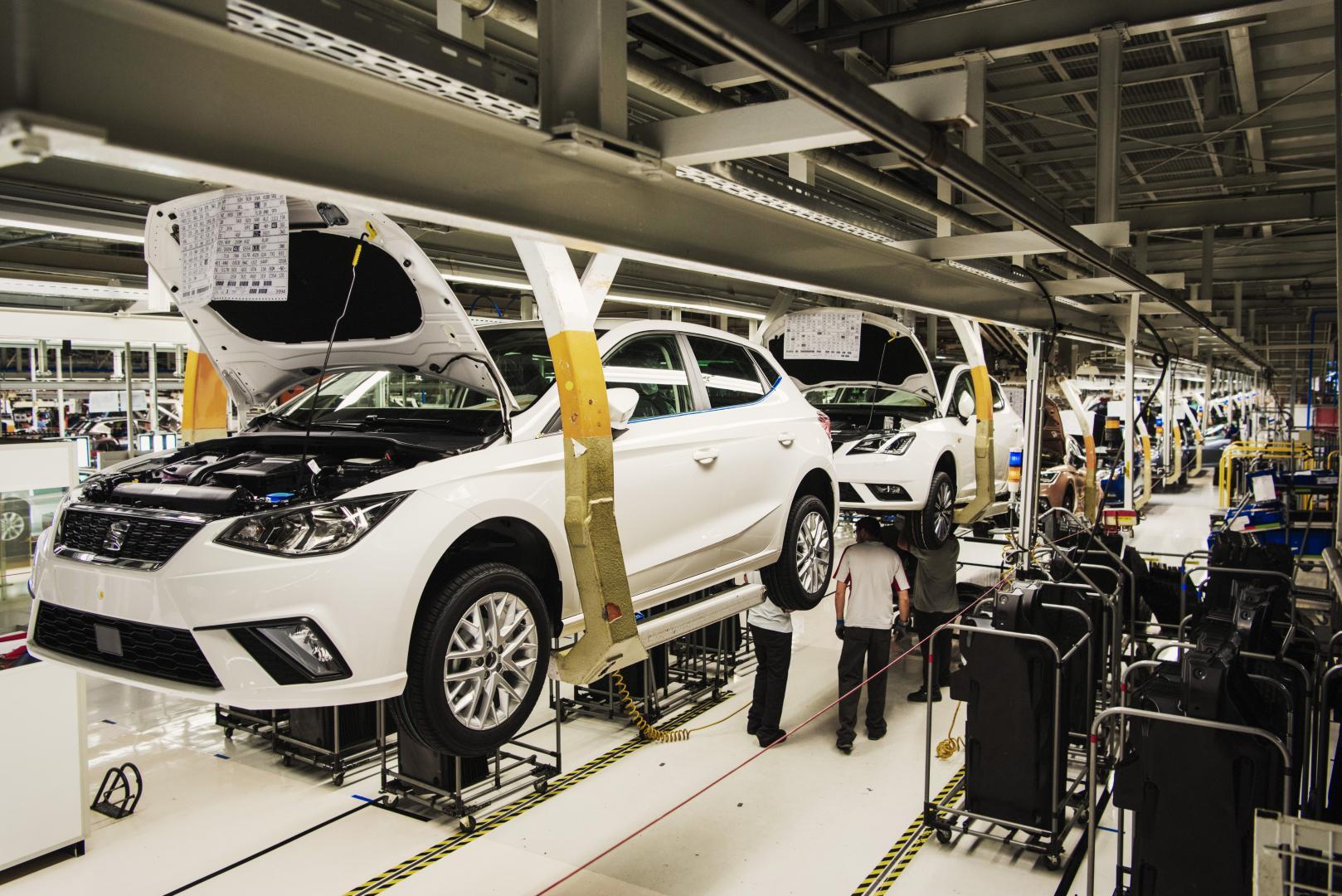 een bezoek aan de fabriek van seat topgear nederland
