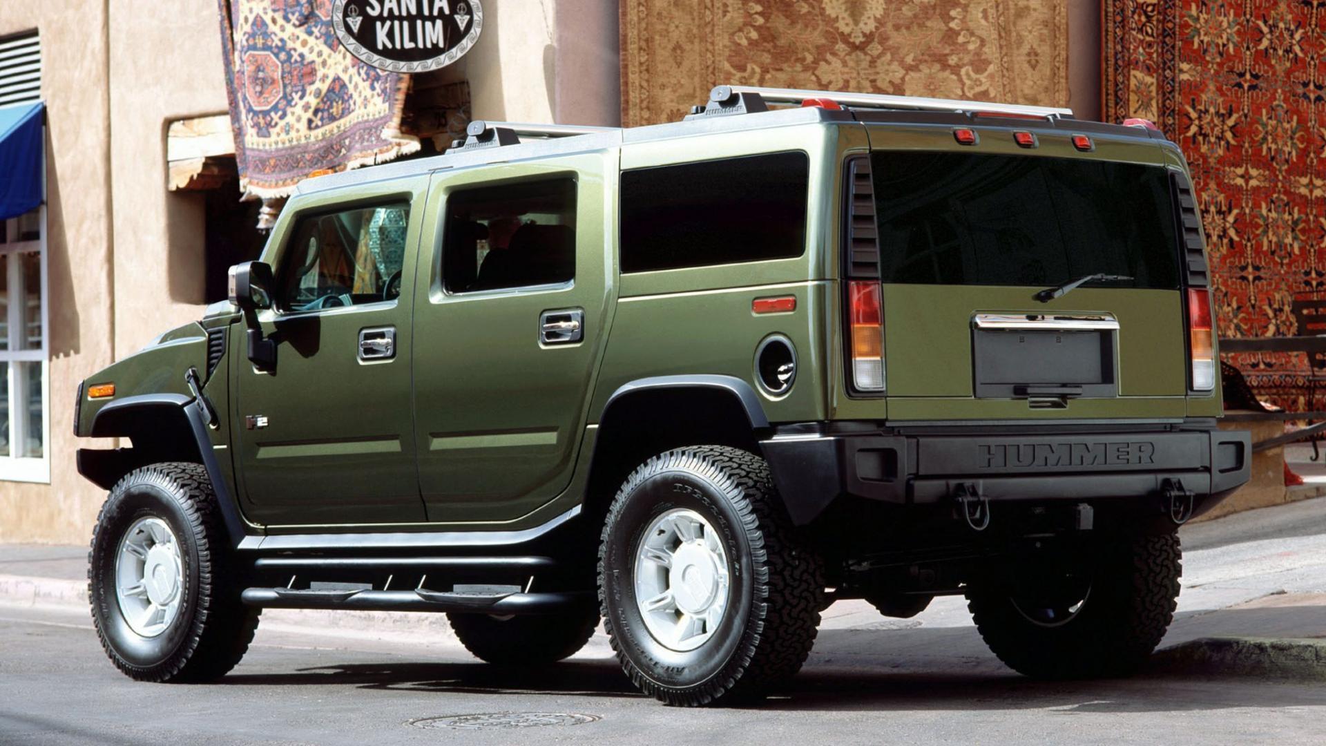 2003 HummerH2