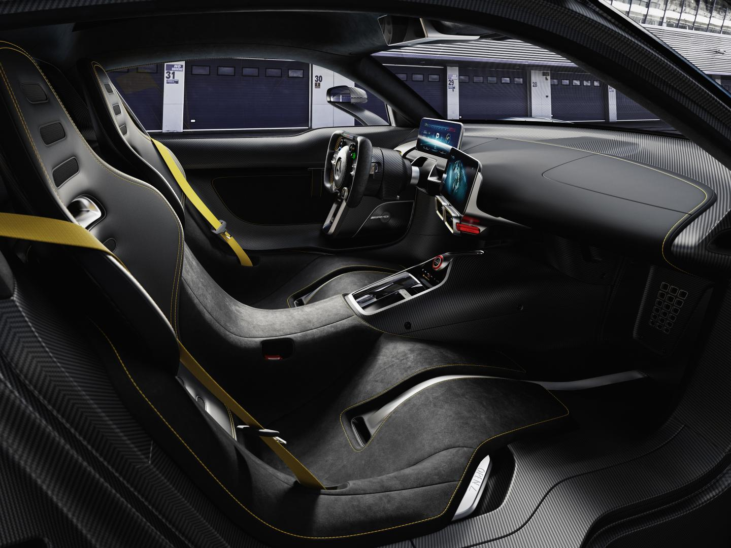 Mercedes amg project one is nu helemaal officieel topgear for Mercedes benz amg project one