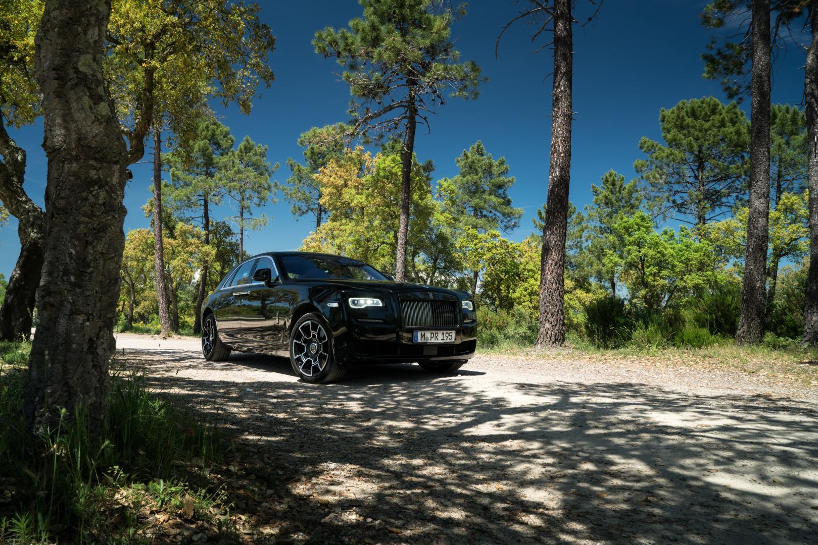 Rolls-Royce Ghost Black Badge