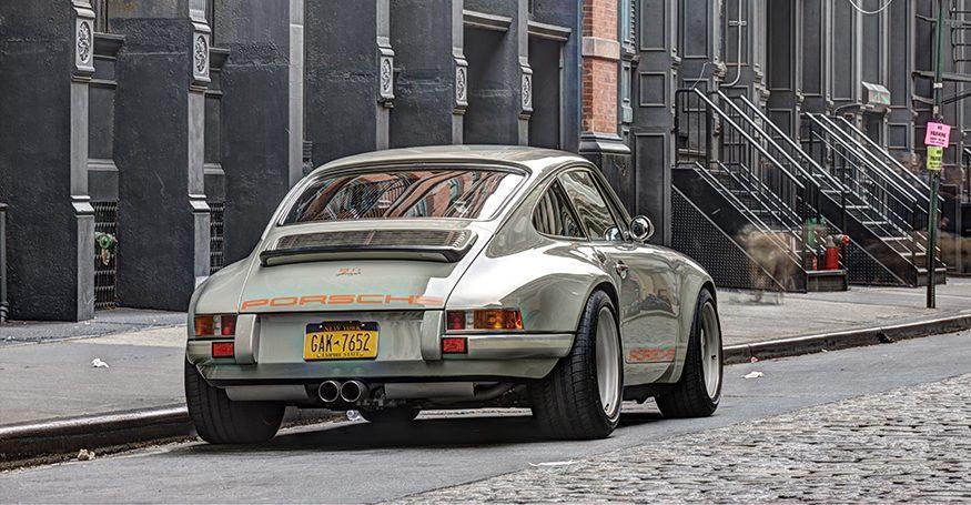 Waarom vernoemen Singerklanten hun Porsches naar plaatsnamen