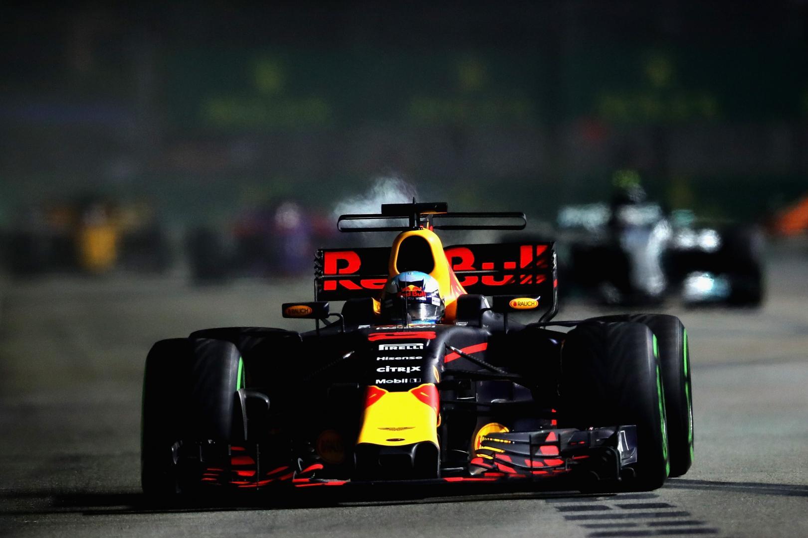 Grand Prix van Singapore live kijken bij KPN