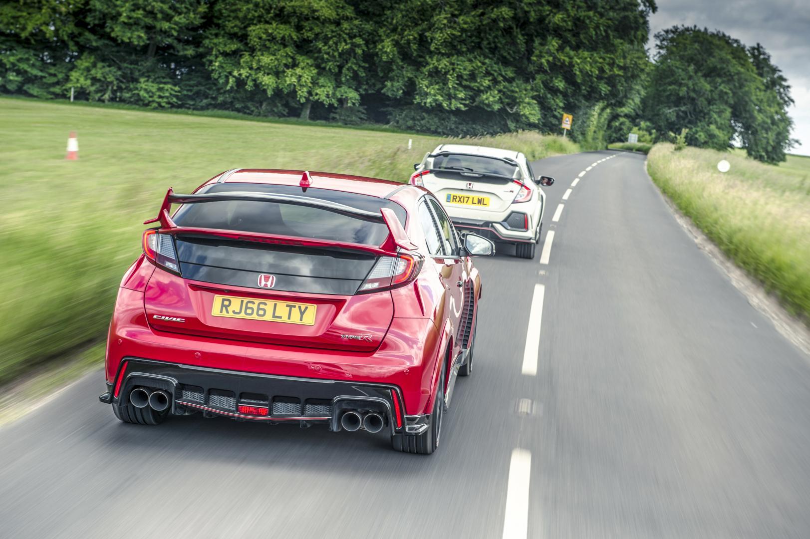 Is de nieuwe Honda Civic Type R beter dan de oude?