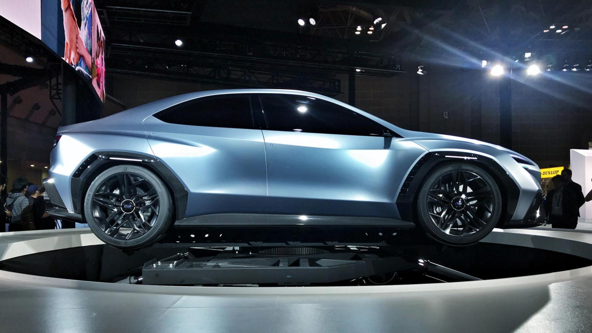 Subaru Viziv