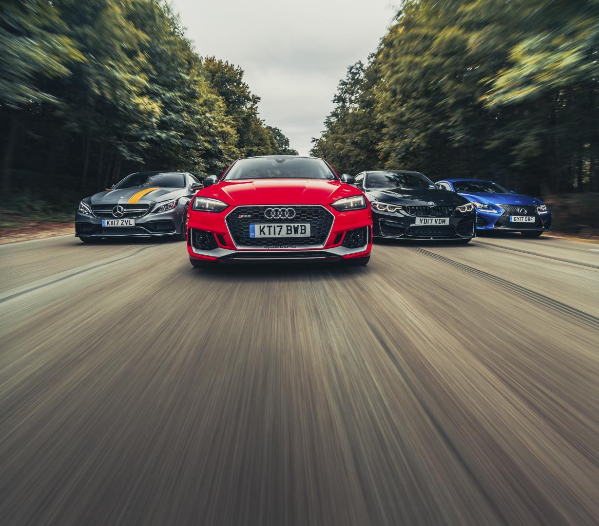 Audi RS 5 een enorme misser