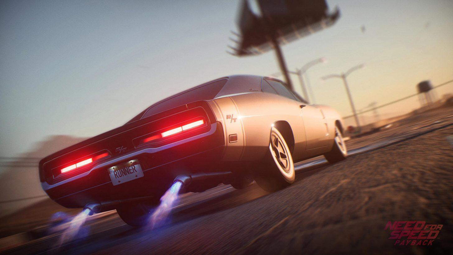 auto's van Need for Speed Payback