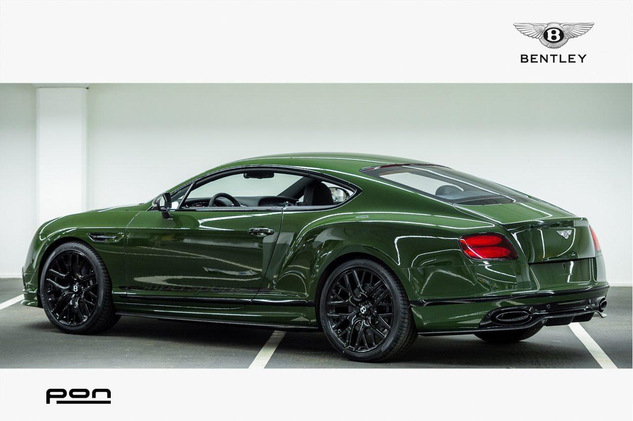 100 Green Bentley 1 43 Neo Bentley Mulsanne S