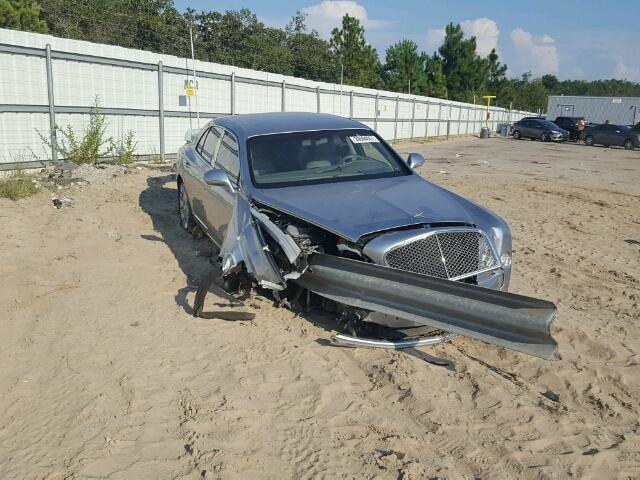 Je raadt nooit waarom deze Bentley Mulsanne zo goedkoop is