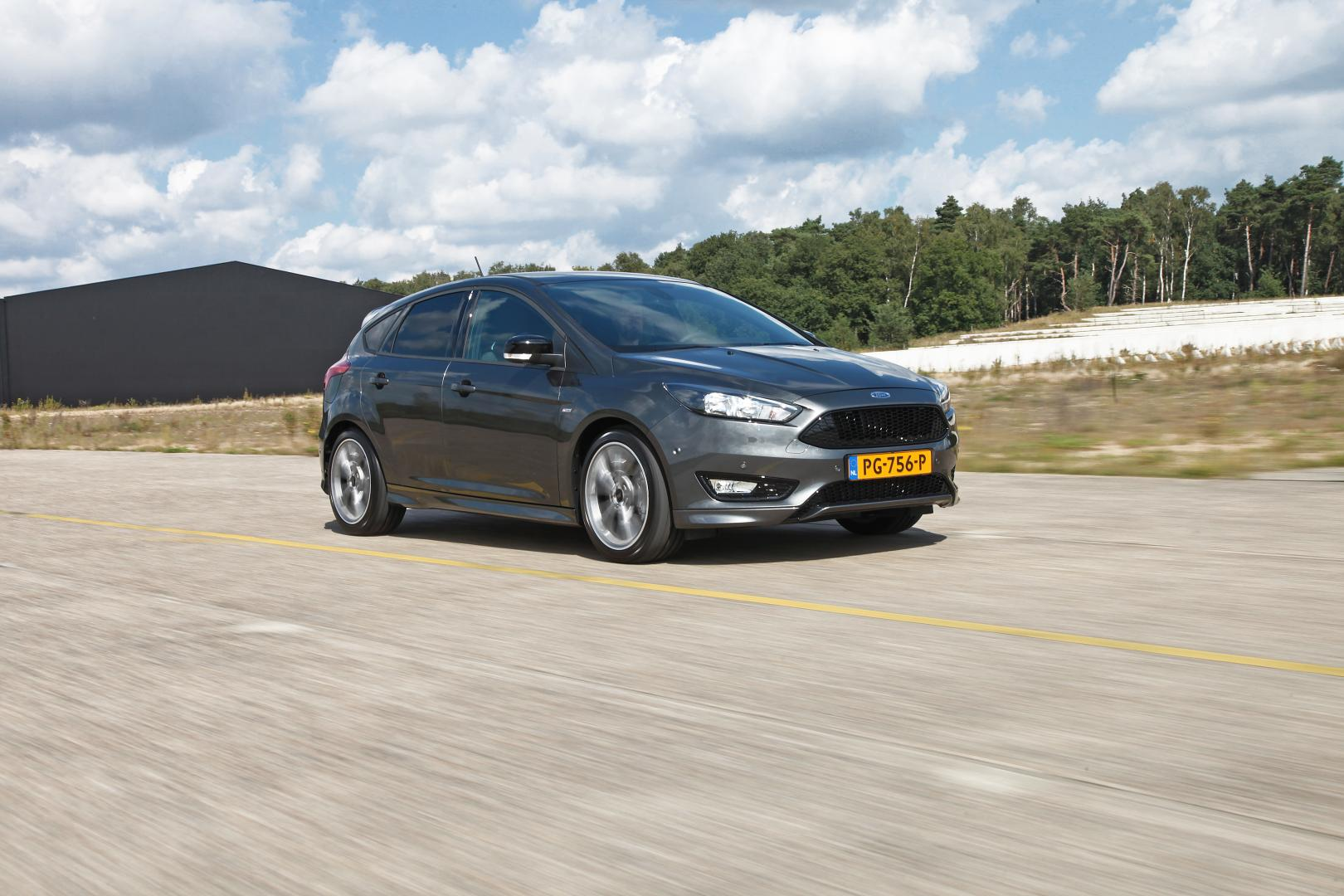 Ford Focus St Line 182 Limited Edition Autotest En