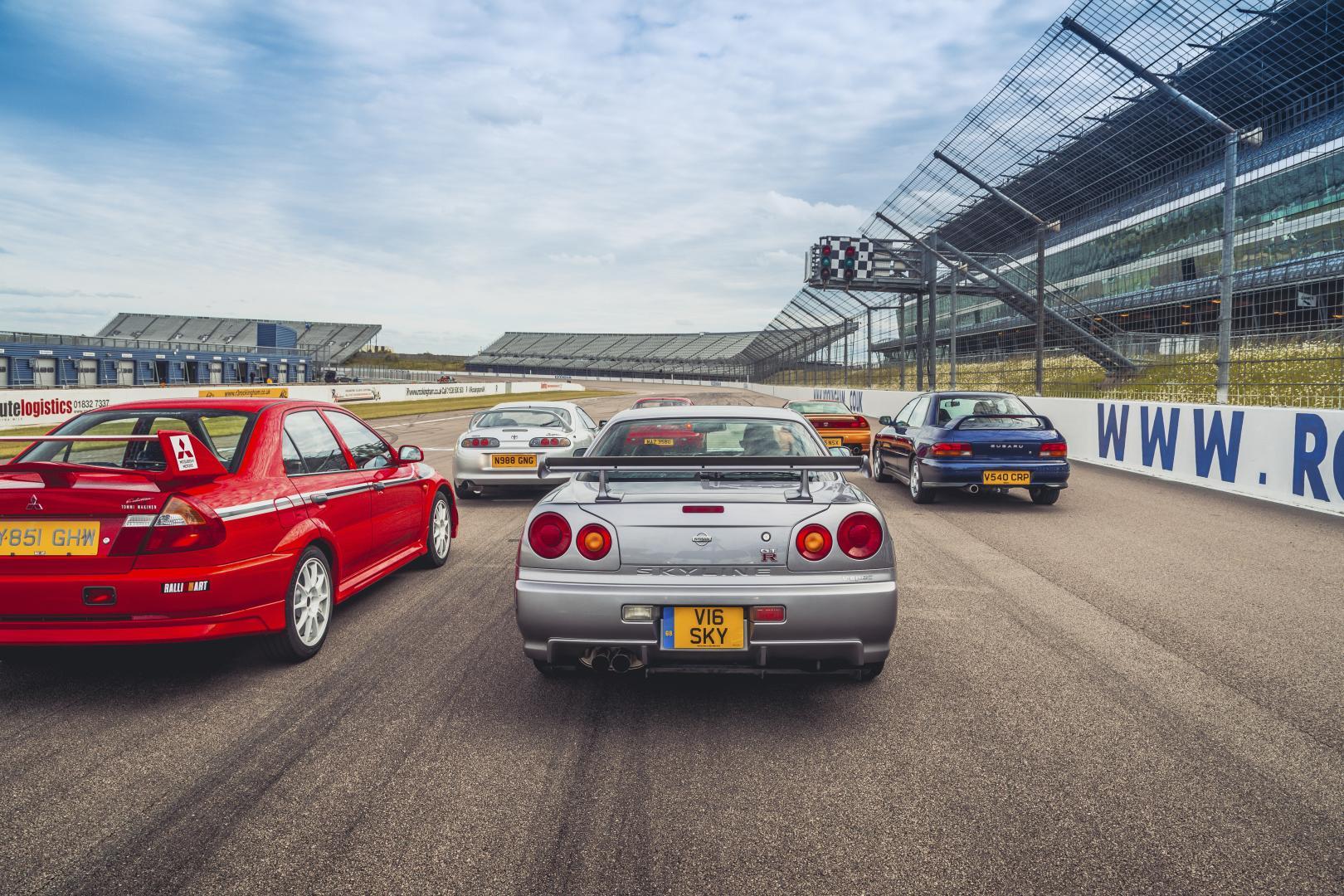Gran Turismo in het echt