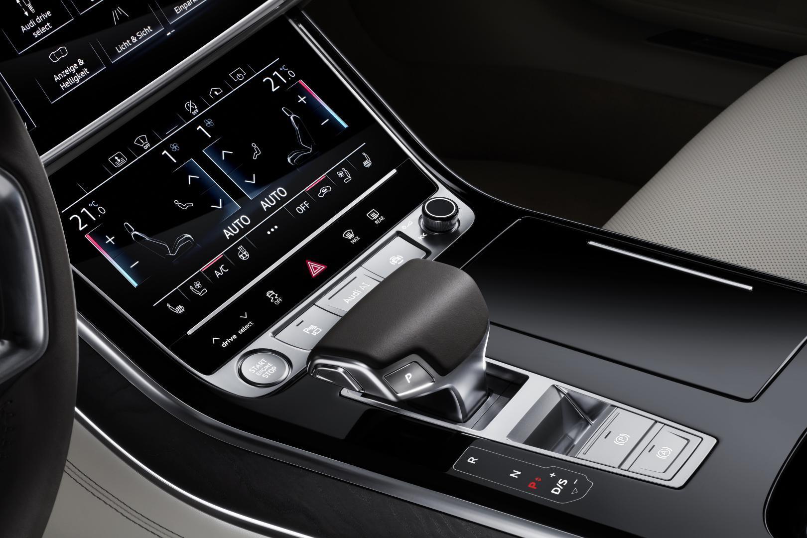 kosten van de nieuwe Audi A8