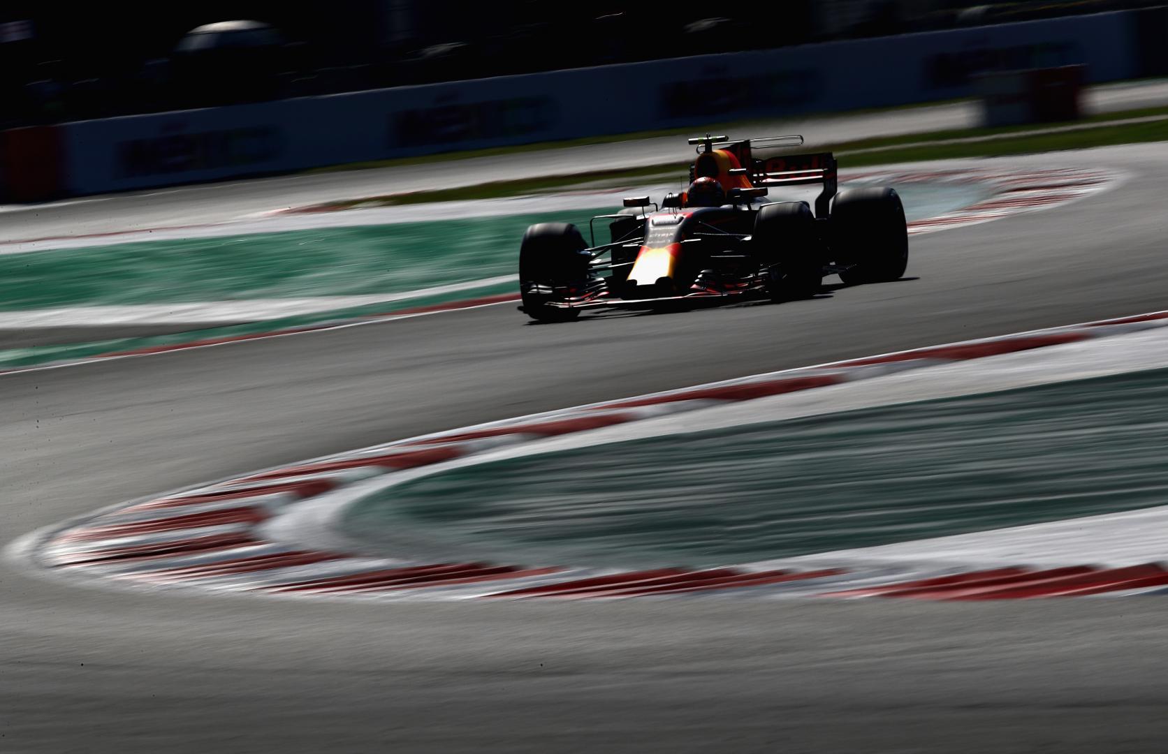 Kwalificatie van de GP van Mexico 2017