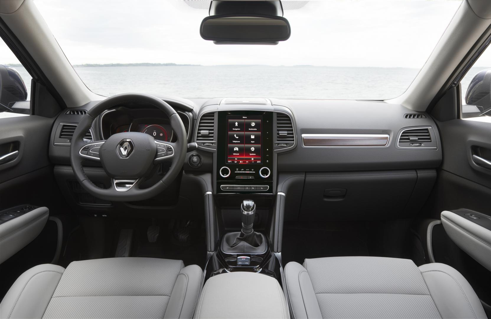 renault koleos initiale paris 2017 test en specificaties topgear. Black Bedroom Furniture Sets. Home Design Ideas