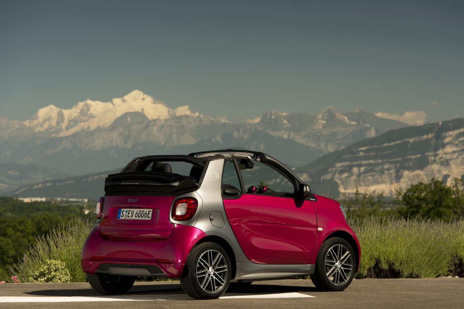 Smart Fortwo Cabrio Electric Drive Autotest En