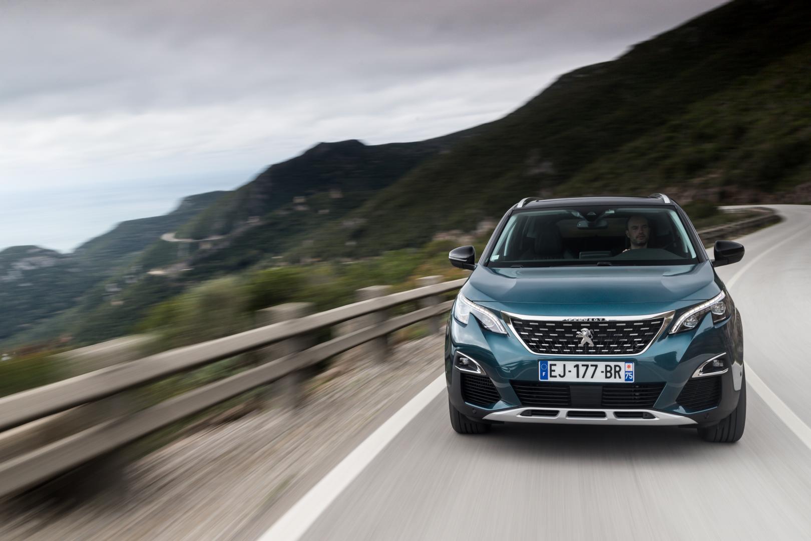Peugeot 5008 1.6 BlueHDi