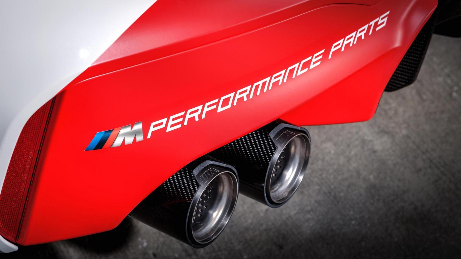 Geluid Van De Bmw M5 Met Performance Uitlaat Topgear