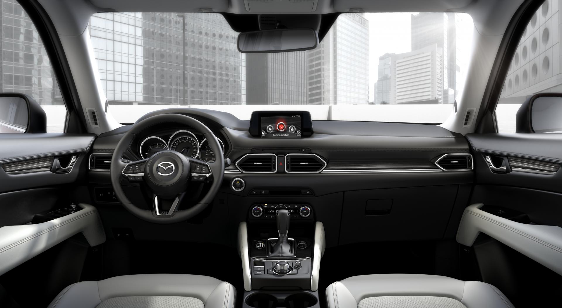 Mazda CX-5 advertorial