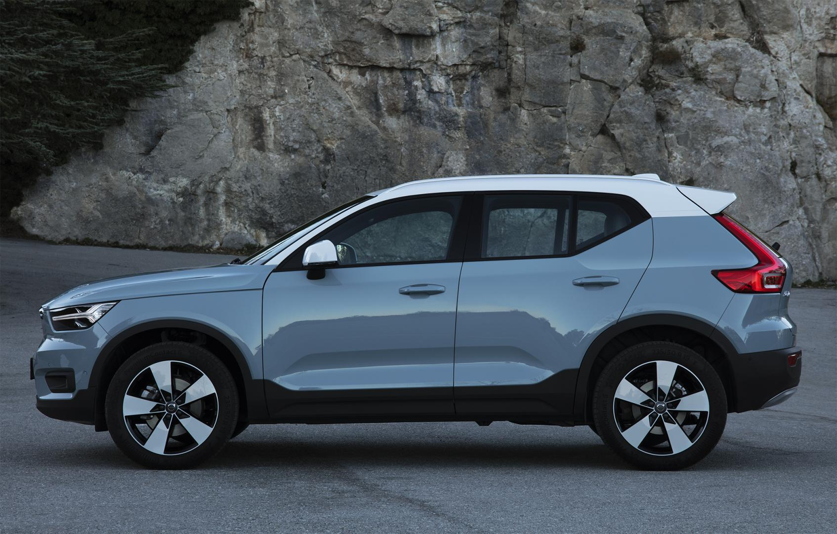 volvo xc40 2017 1e rij indruk topgear nederland. Black Bedroom Furniture Sets. Home Design Ideas