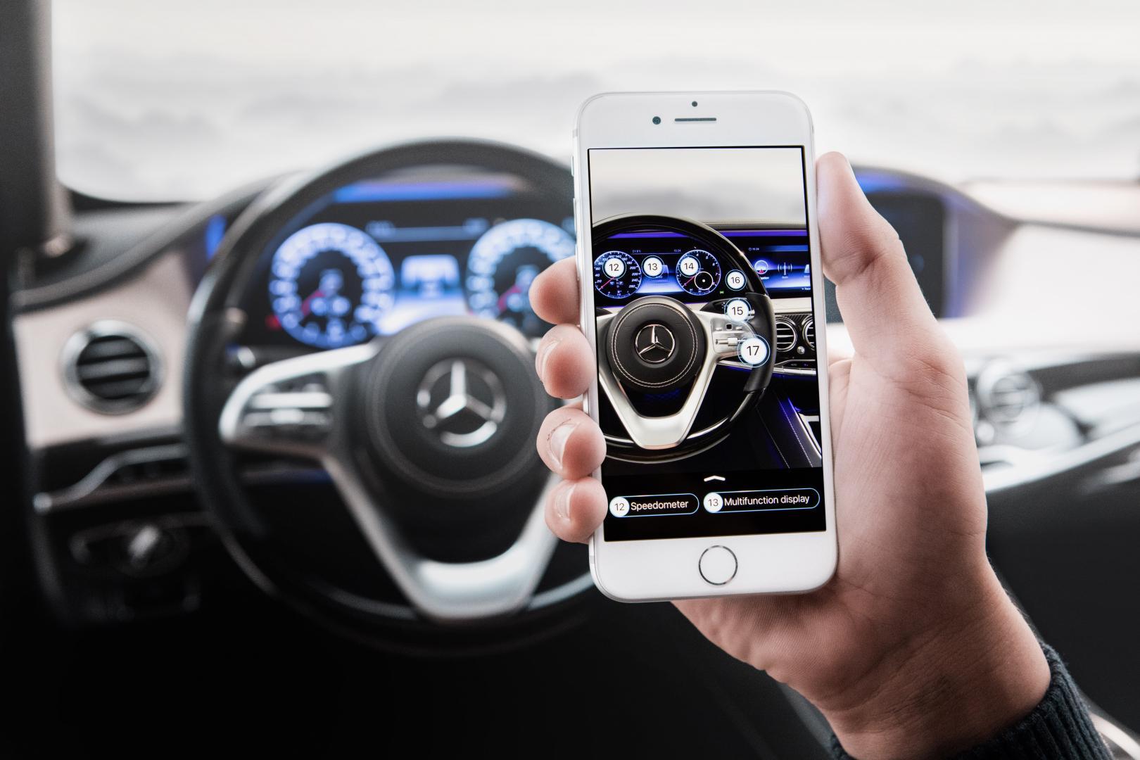 Ask Mercedes Vertelt Je Wat Dat Ene Lampje Of Knopje Betekent Topgear