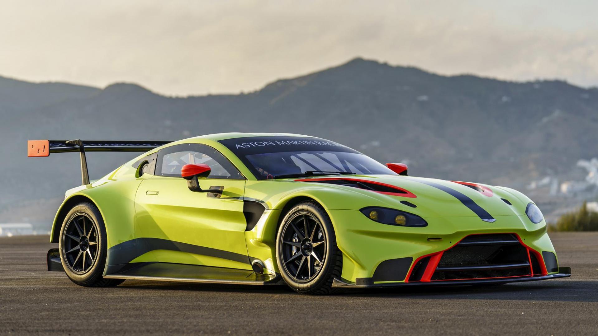 Aston Martin Vantage GTE is klaar voor Le Mans