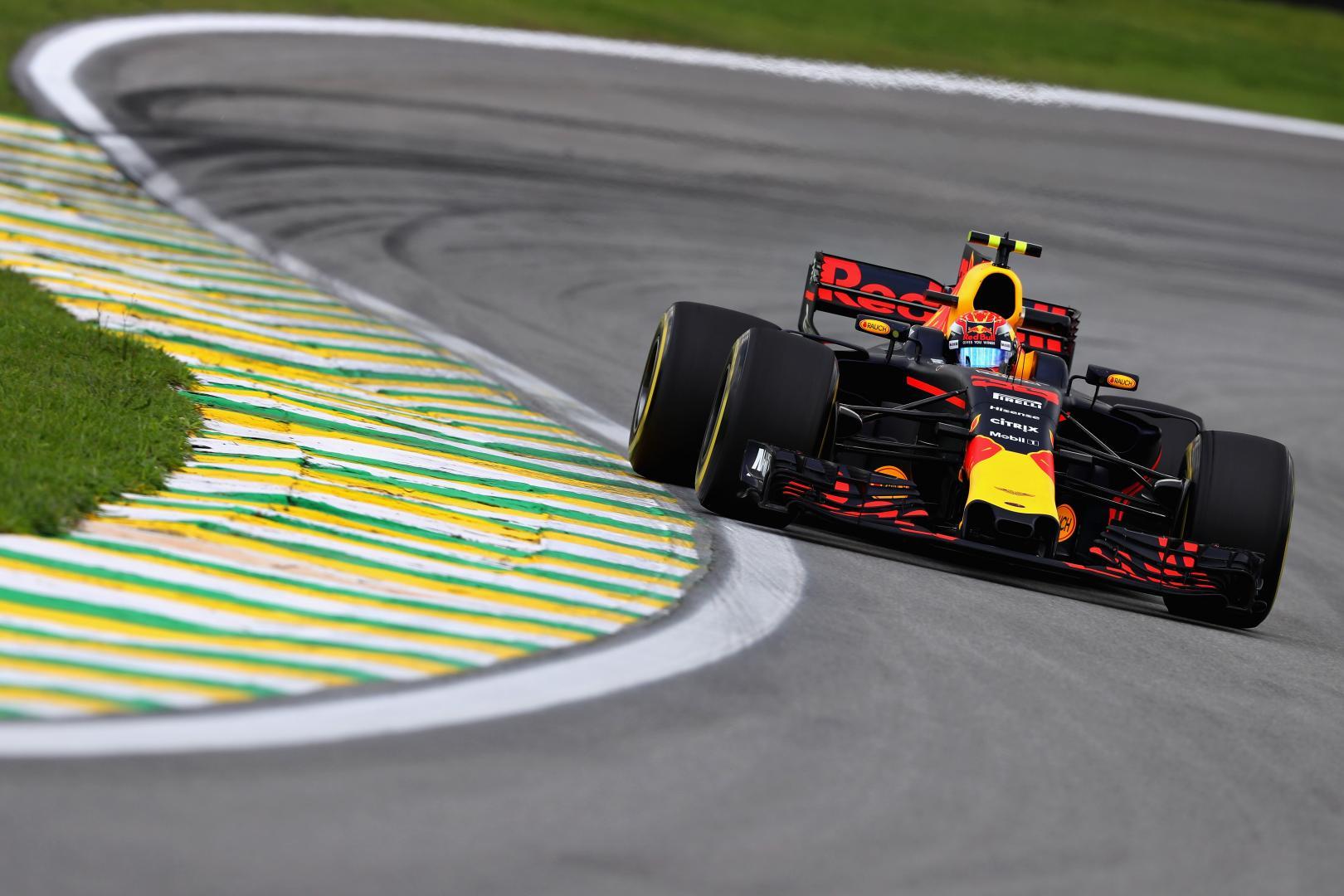 Kwalificatie van de GP van Brazilië 2017