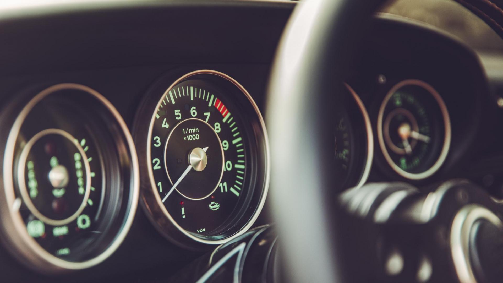Porsche 911 'Monaco'