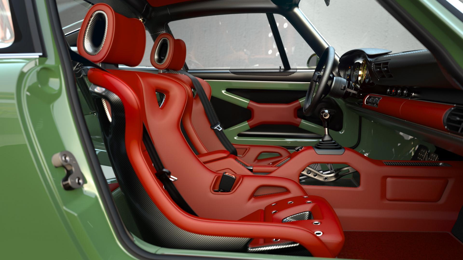 Singer bouwt je Porsche om tot retro-GT3 met F1-techniek