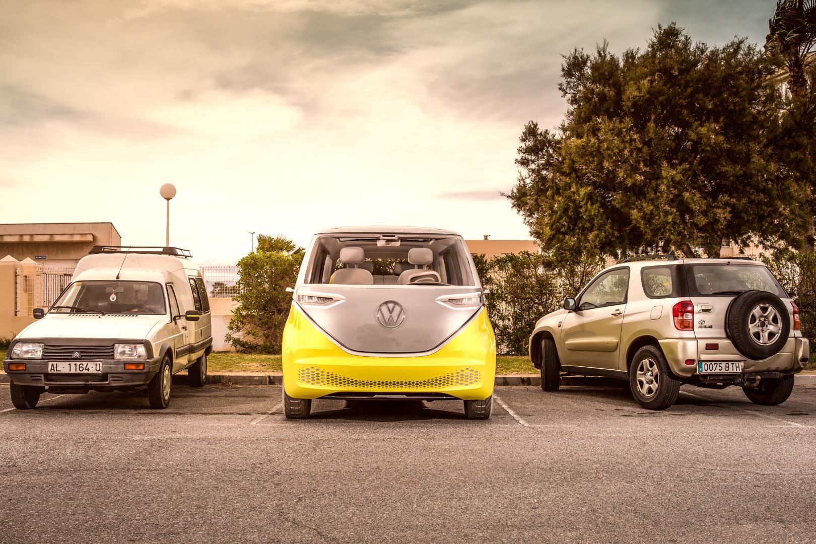 Volkswagen I.D. Buzz (2017)