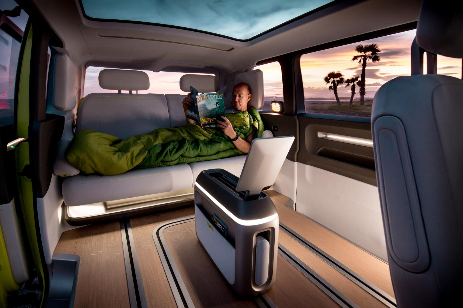VW Camper Van 2017 >> Volkswagen ID Buzz (2017) - rijtest en specificaties ...