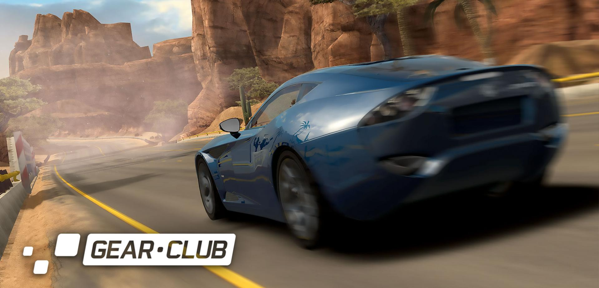 Gear Club Unlimited review