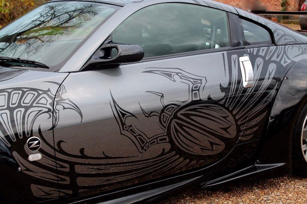 Nissan 350Z uit Tokyo Drift staat te koop
