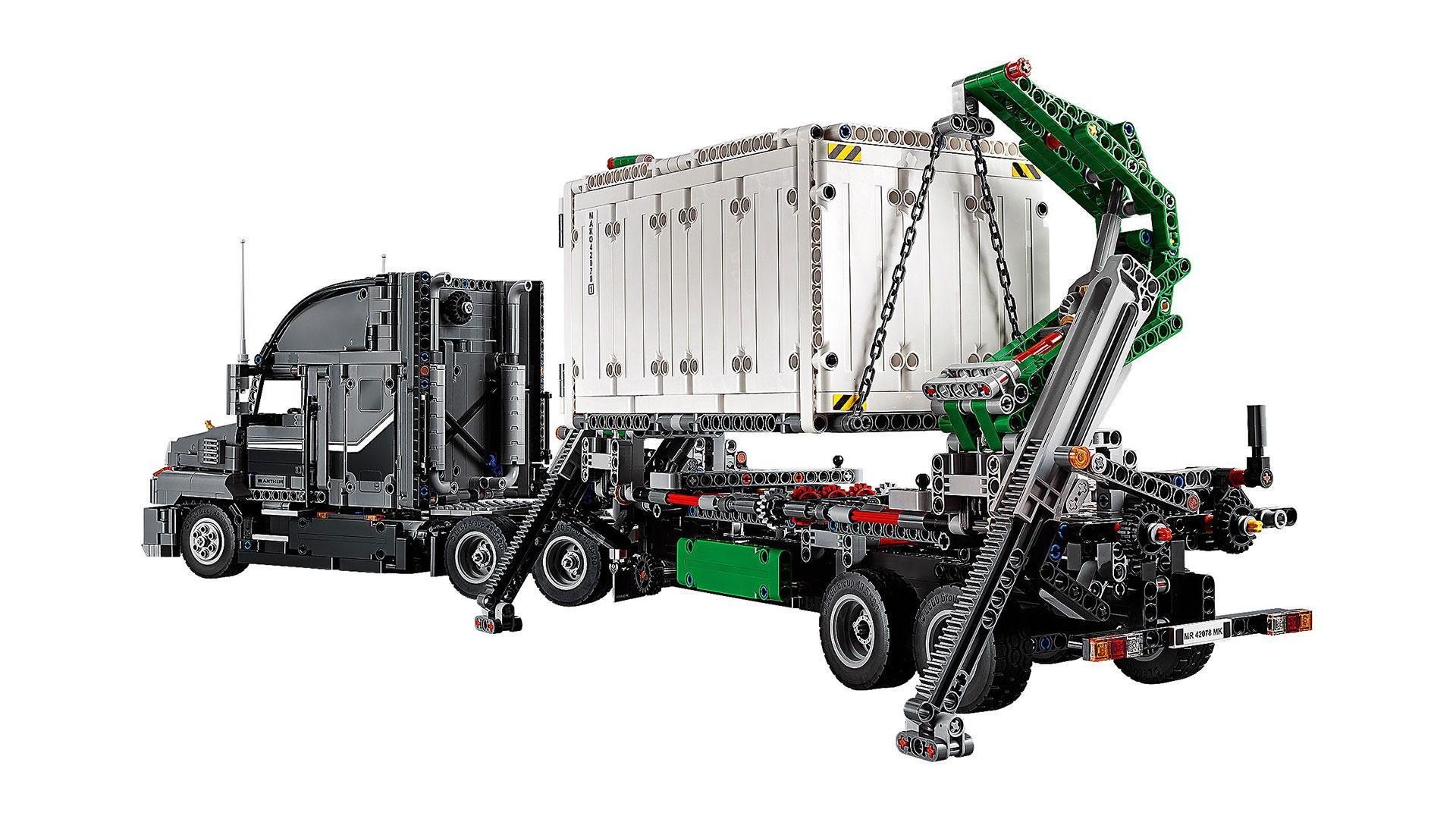 Wonderbaar Mack-vrachtwagen van Lego is twee vrachtwagens tegelijk - TopGear MV-99