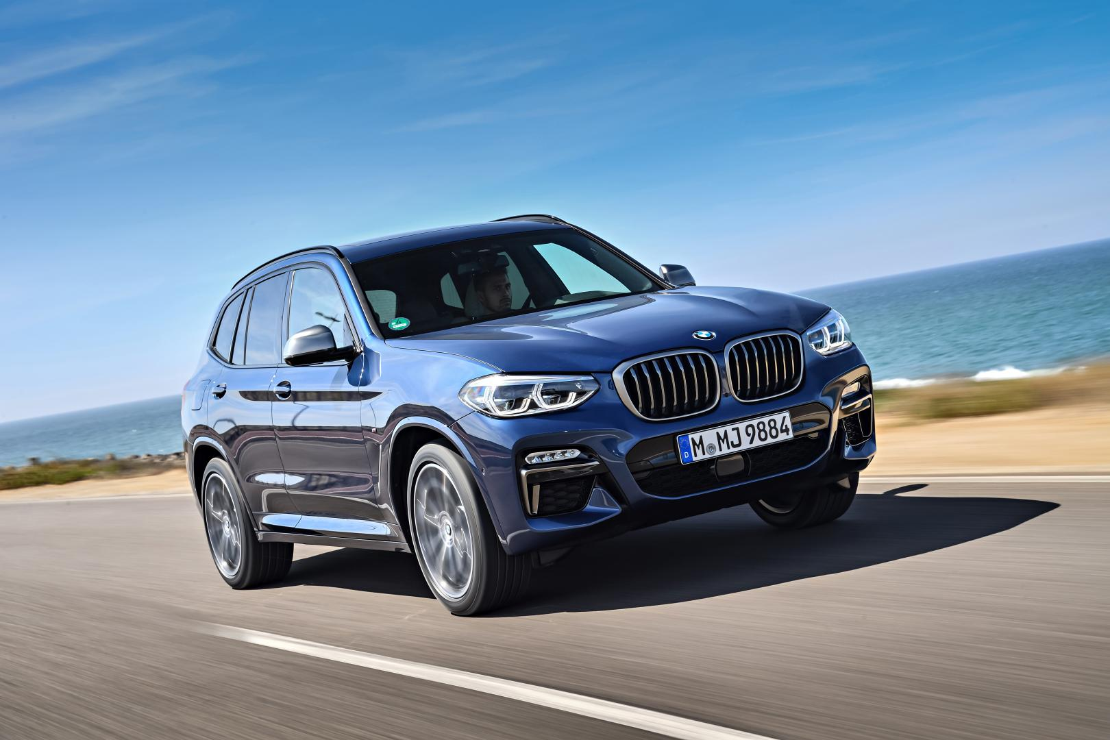 bmw x3 m40i autotest en specificaties topgear nederland. Black Bedroom Furniture Sets. Home Design Ideas