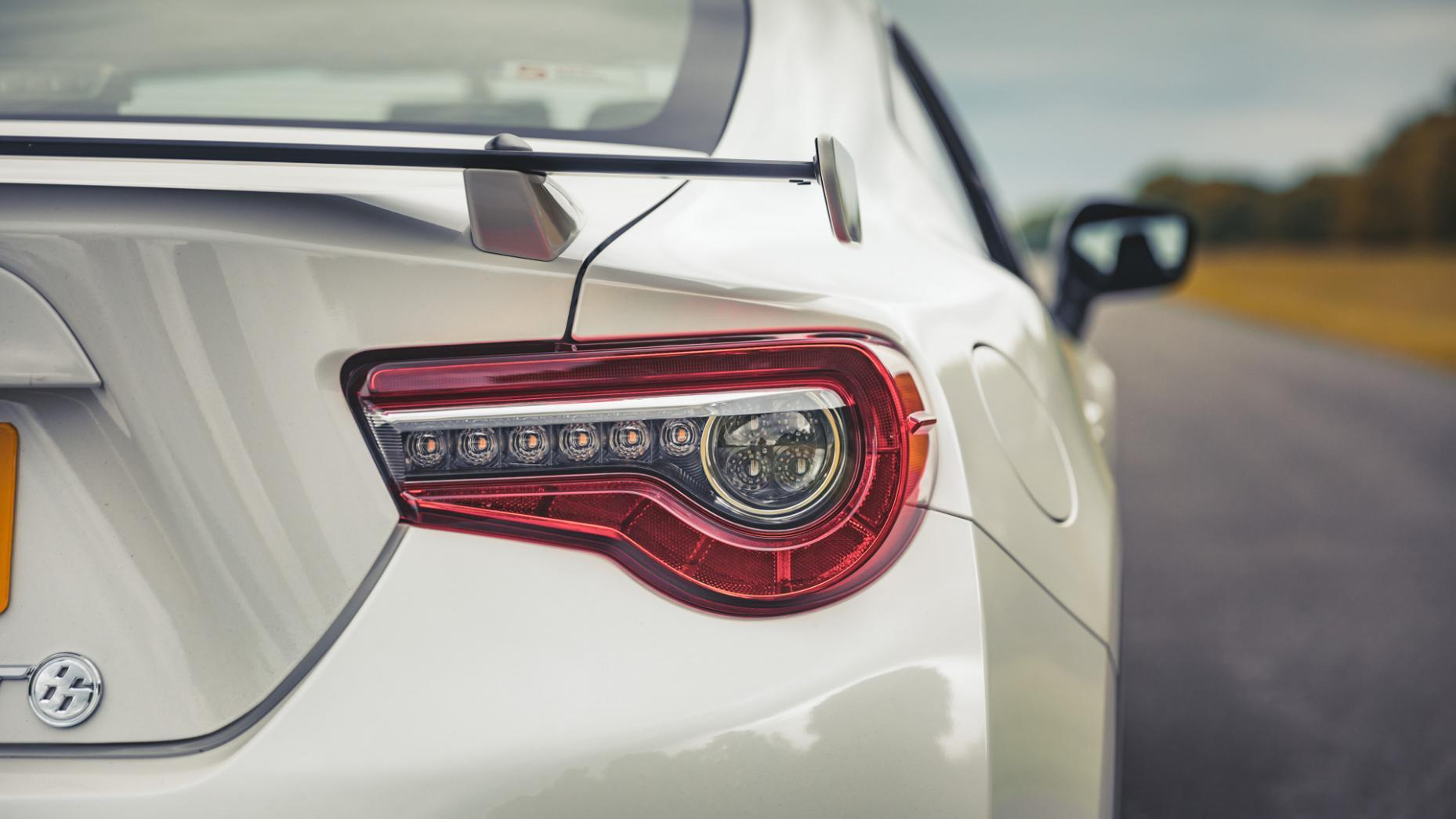 Toyota GT86 achterlicht 2018