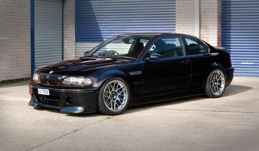 BMW M3 met V10