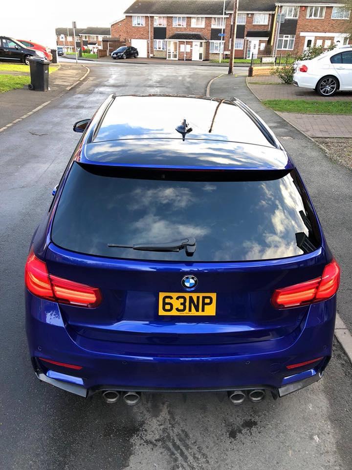 BMW M3 Touring F81 San Marino