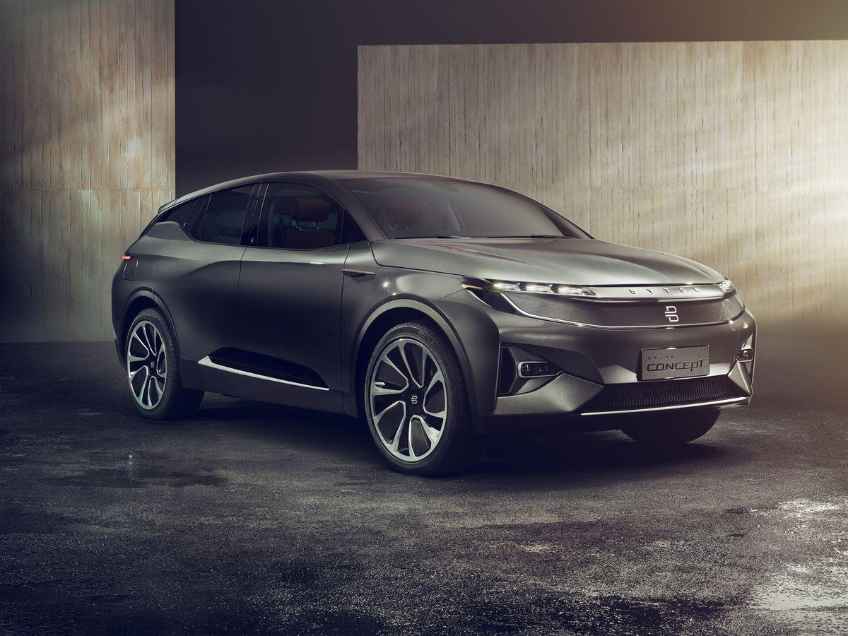 Byton Concept 2019