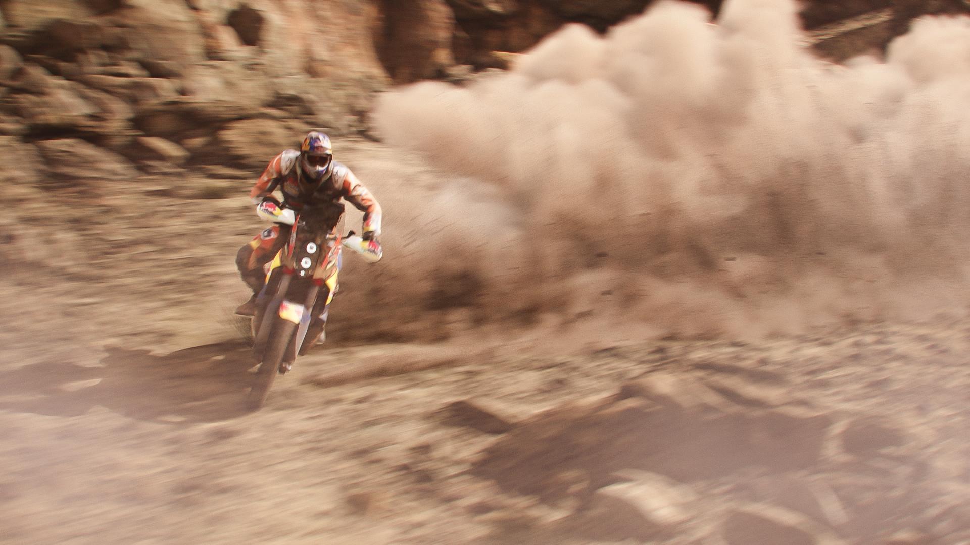 Dakar 18 game screenshot