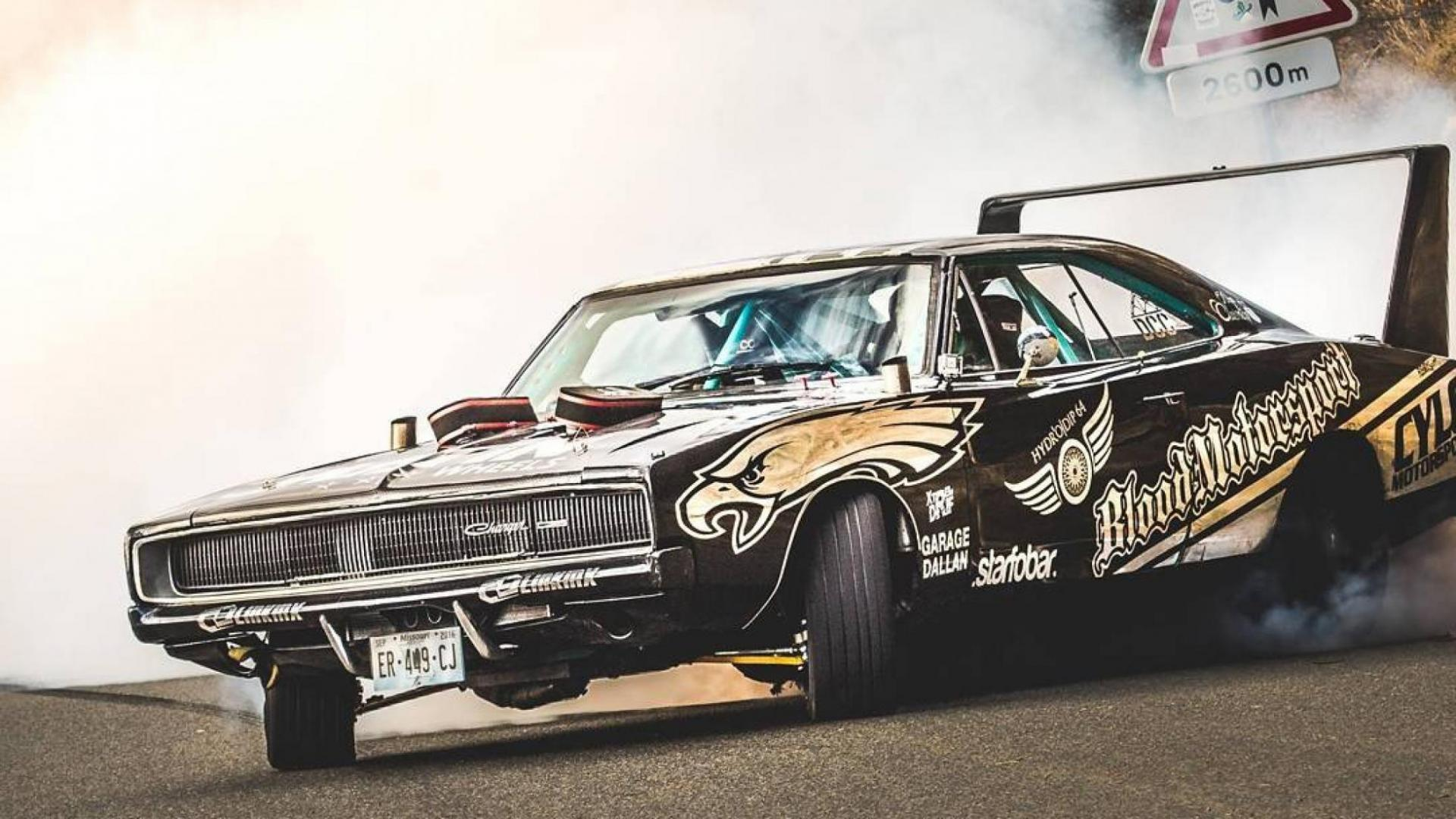 Dodge Charger-driftauto