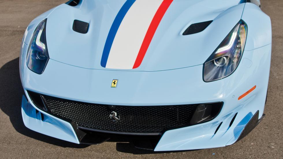Ferrari F12tdf heeft 110.000 dollar aan opties