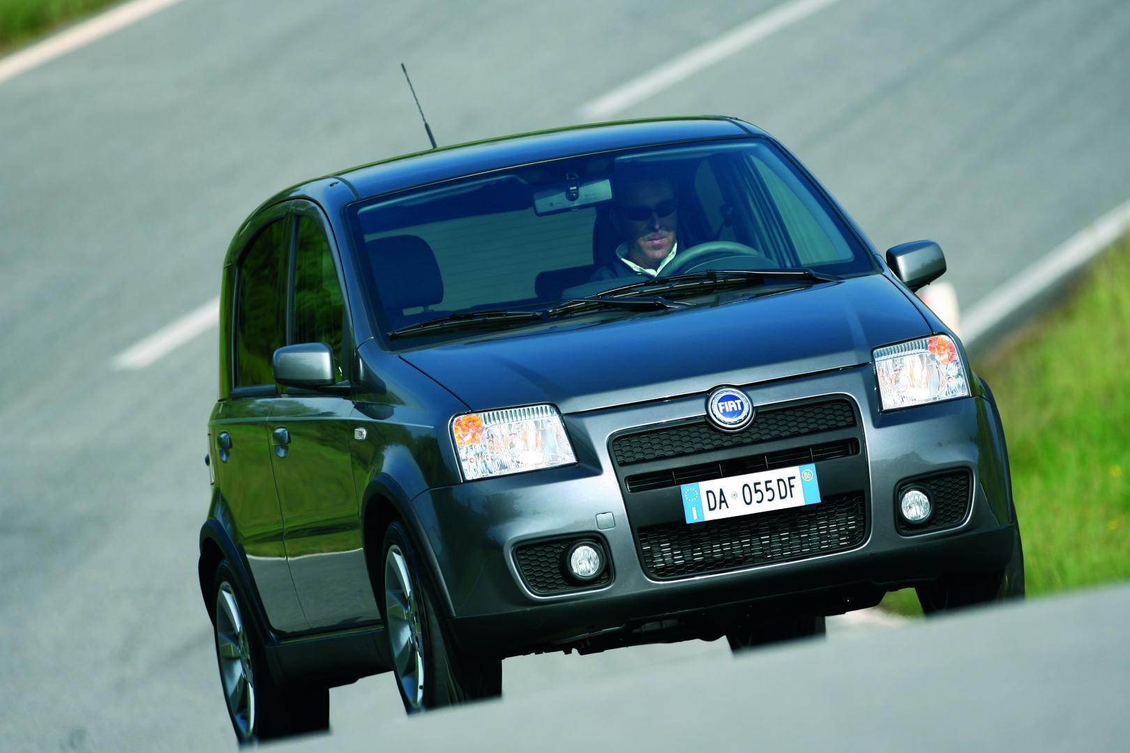 Fiat Panda 100HP als alternatief voor een Up GTI