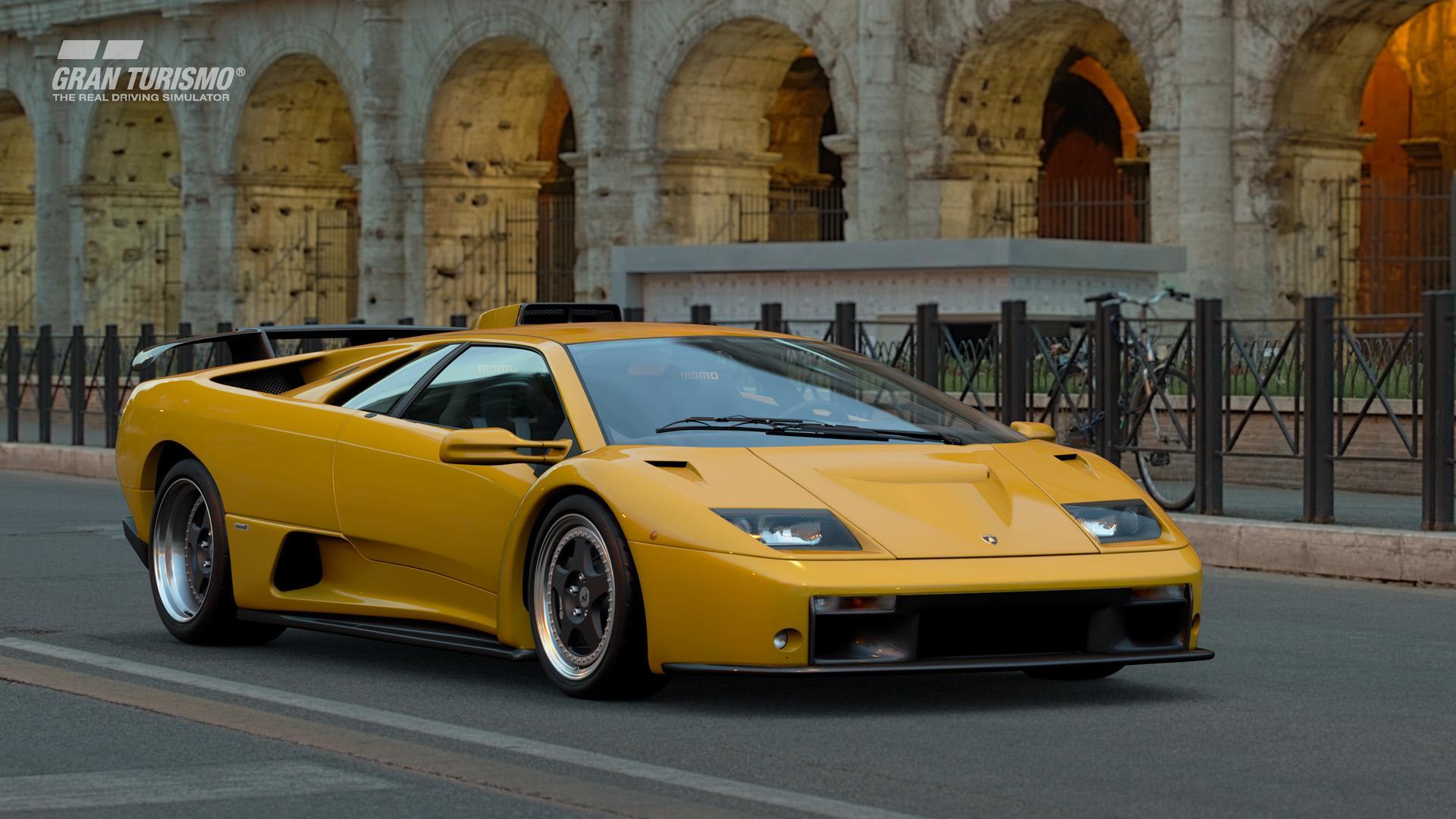 Lamborghini Diablo GT Gran Turismo Sport