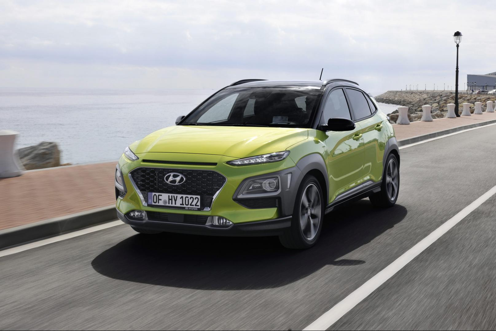 hyundai kona 1 0 t gdi premium autotest en specificaties topgear. Black Bedroom Furniture Sets. Home Design Ideas