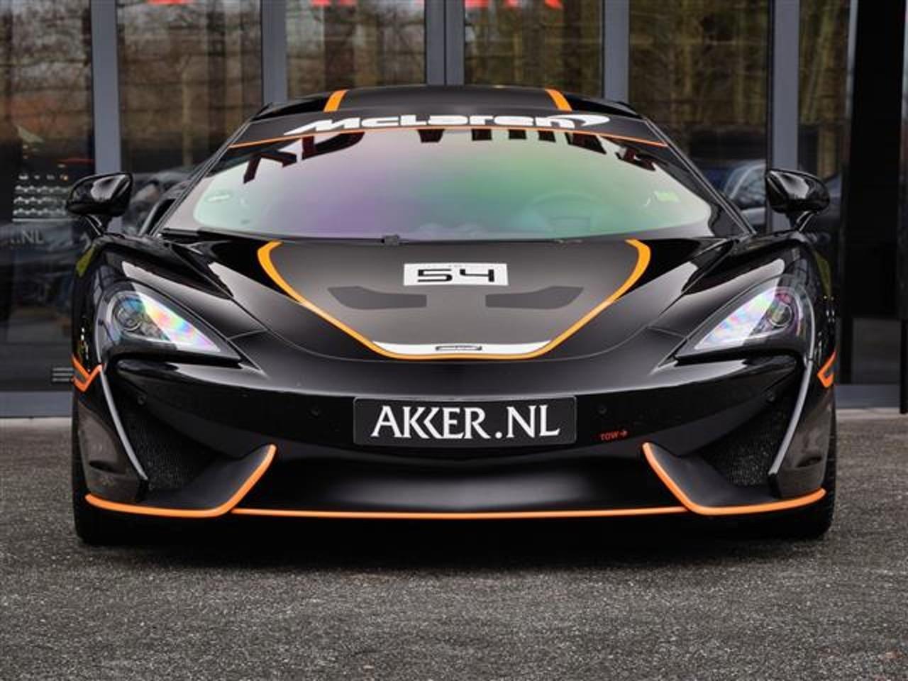 McLaren 540C van DJ La Fuente
