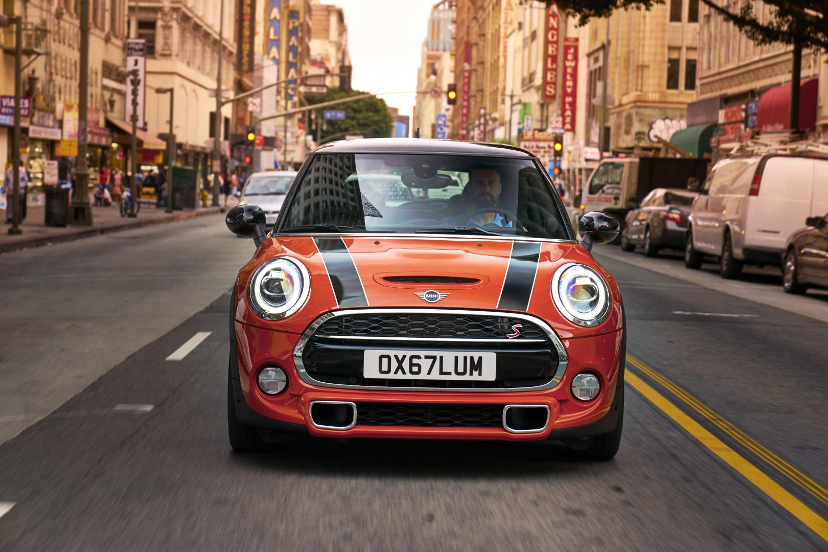 Mini facelift 2018