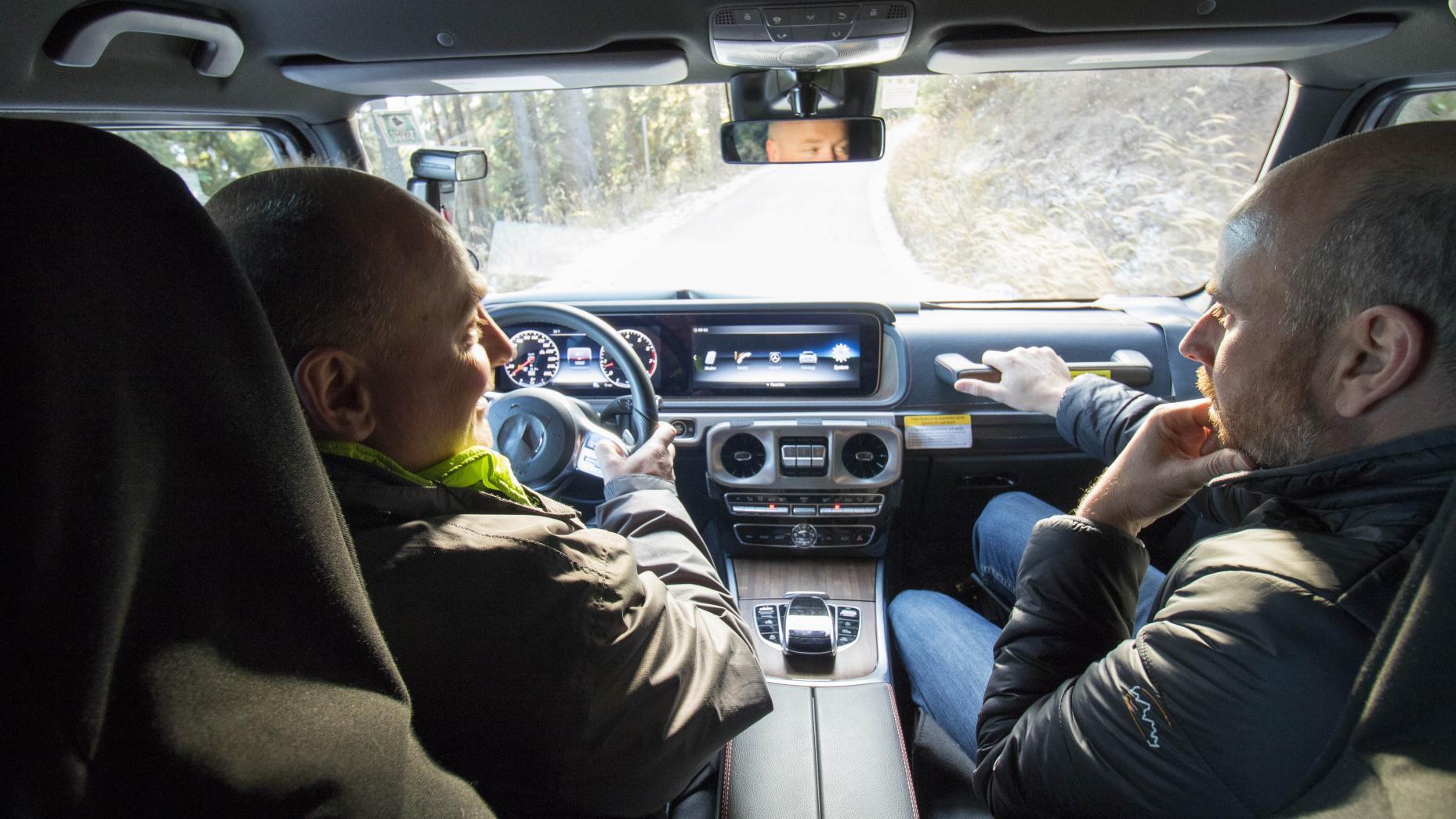 Nieuwe Mercedes G-klasse: dit moet je weten