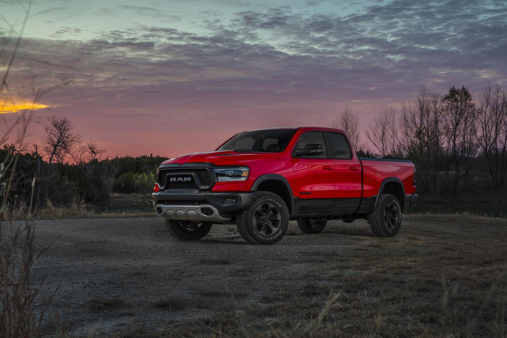 De Ram 1500 Hellcat pick-up komt