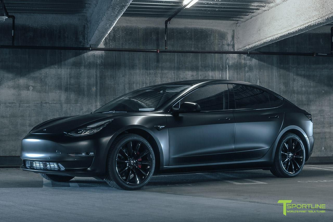 tesla model 3 tuning de eerste ter wereld topgear. Black Bedroom Furniture Sets. Home Design Ideas