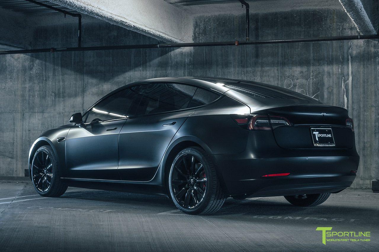 Tesla Model 3 Tuning: de eerste ter wereld? - TopGear