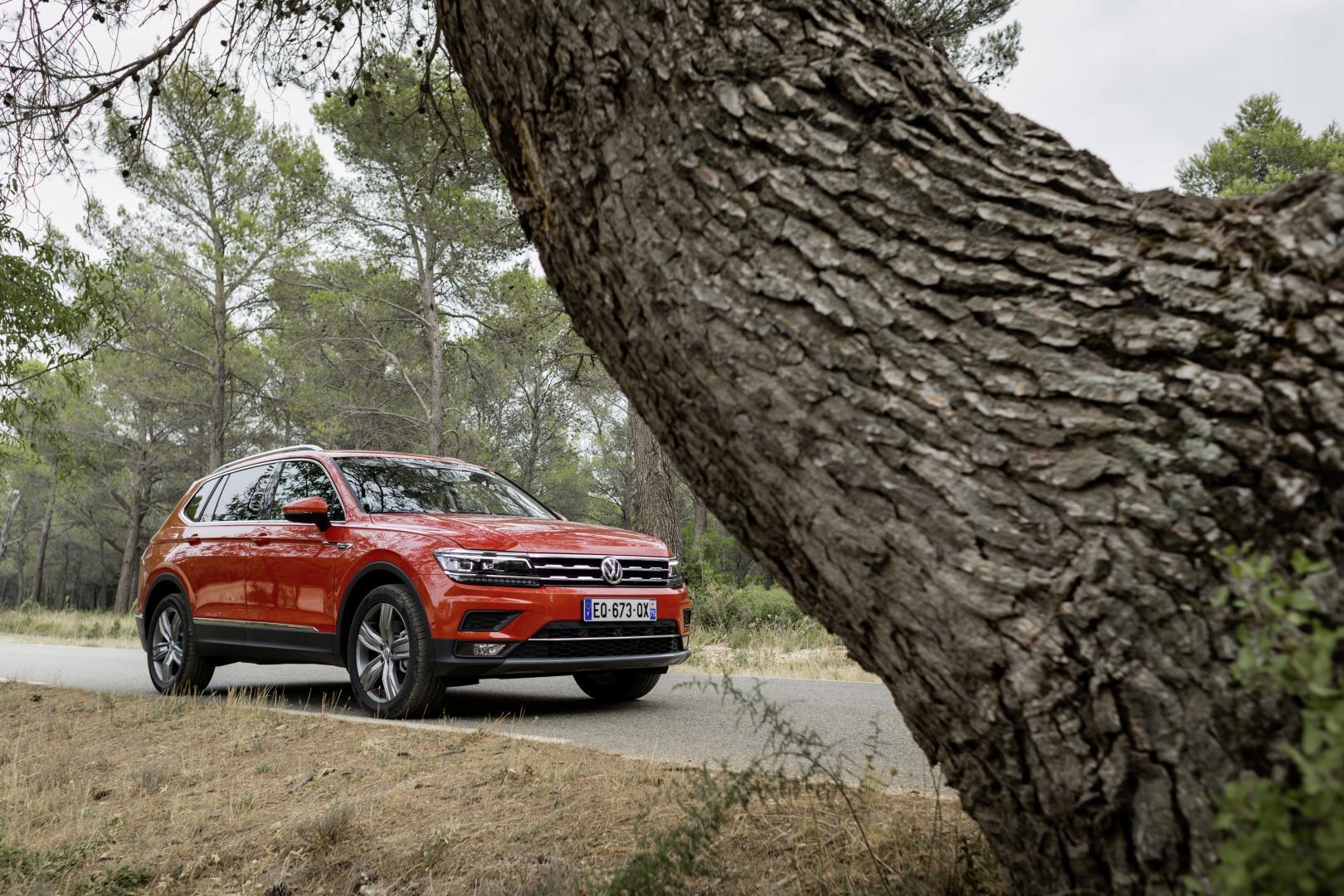 Volkswagen Tiguan Allspace 1.4 TSI Comfortline